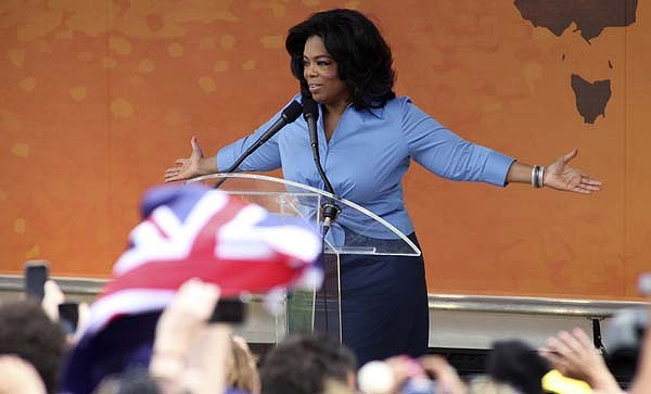 Just for Laughs! Oprah-melb2-600x400