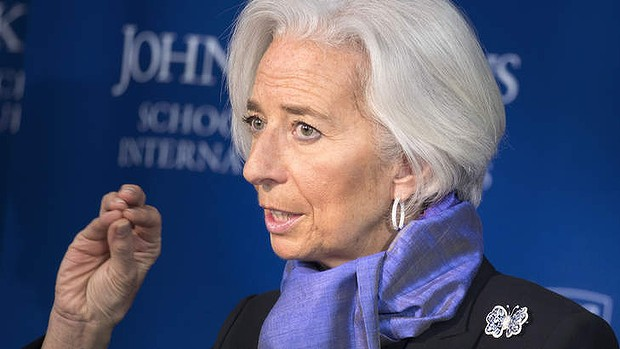 Statist retards at the IMF, World Bank push for price on carbon ZAH_lagarde_LW-20140406232842446918-620x349