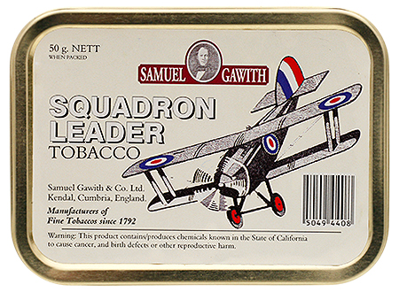 Samuel Gawith: Squadron Leader 003-059-0001