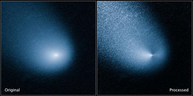 Passage de la comète Siding Spring près de Mars Comet_siding_spring_C_2013_A1_625