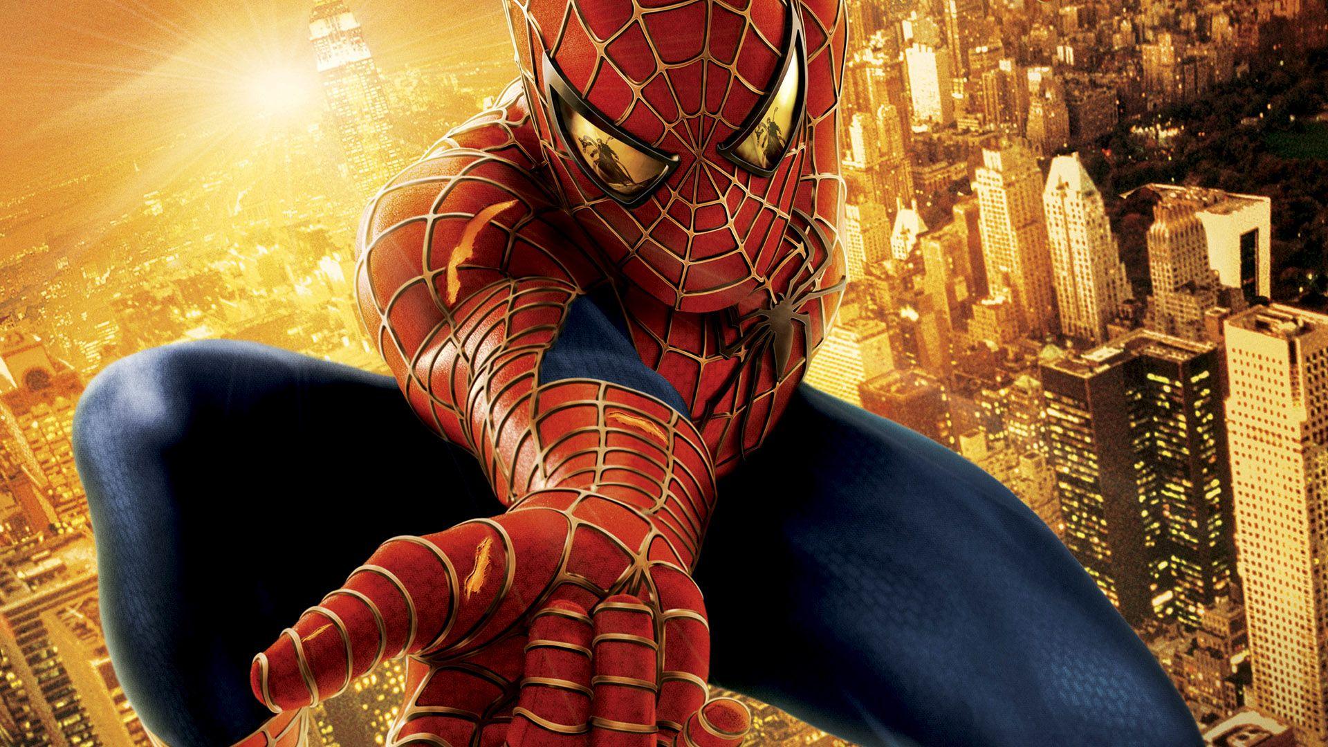 Spajdermen Spiderman