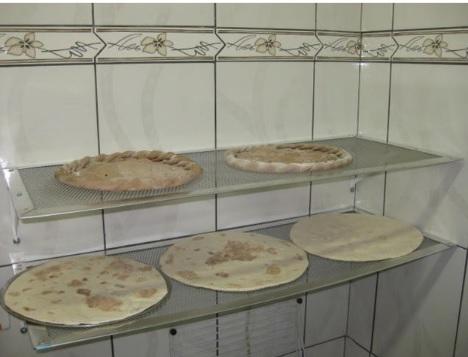 Como resfriar seu discos de pizza pré-assadas na temperatura ideal para o armazenamento ? Veja este produto !!! 142_1_20170430183427