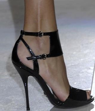 visoke potpetice... Gucci