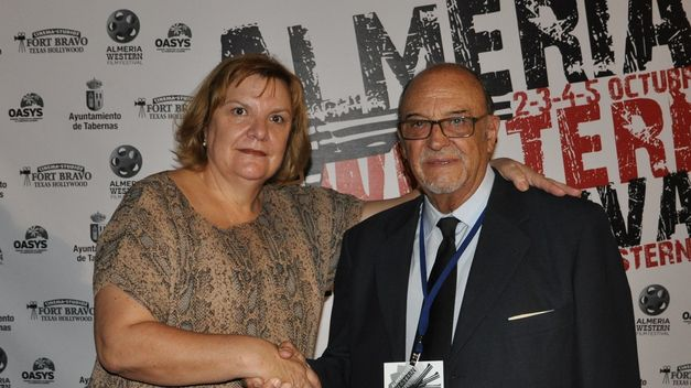 [ Réalisateur ] Rafael Romero Marchent Almeria-Western-Festival-Joaquin-Marchent_TINIMA20131003_0457_5