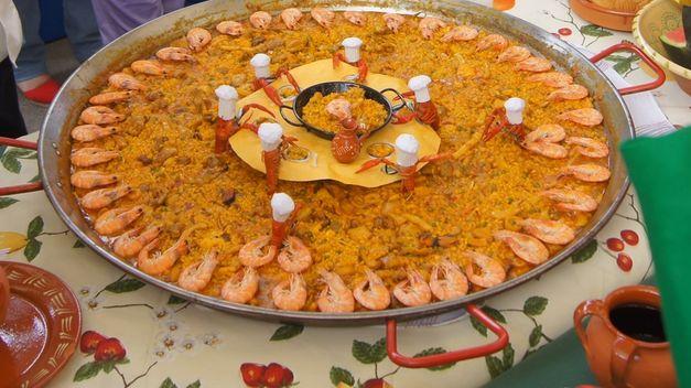 8-9-10 de Mayo concurso de paellas y  fira de sant Isidre en Bellvei del penedes (Club de la sonrisa) Talavera-XX-Concurso-Nacional-Paellas_TINIMA20130427_0142_18