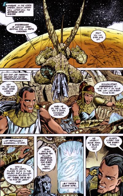 [Comics] Tales of the Jedi (La Légende des Jedi) Swgasp1