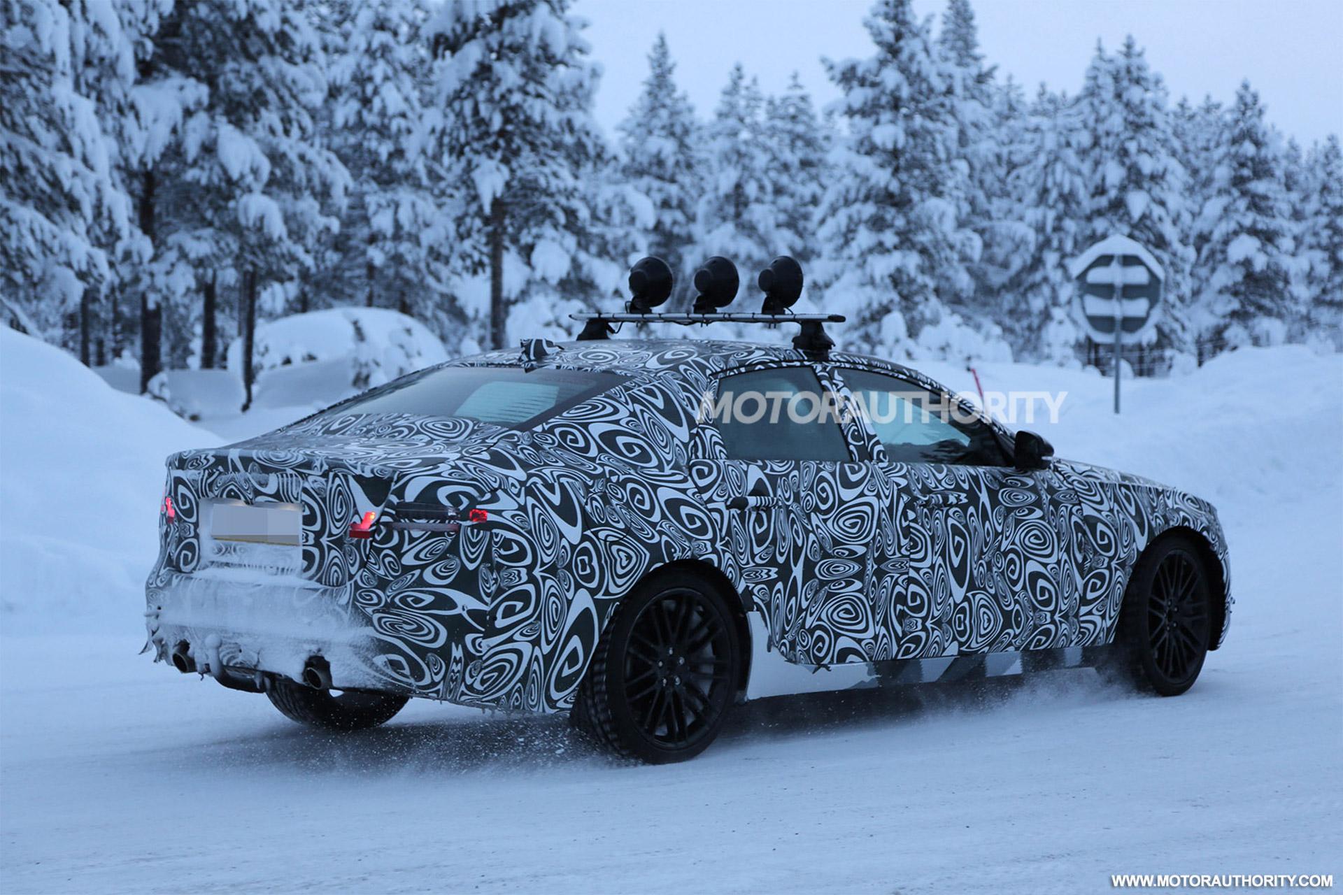 2016 - [Jaguar] XF II [X260] - Page 2 2016-jaguar-xf-spy-shots--image-via-s-baldauf-sb-medien_100497689_h