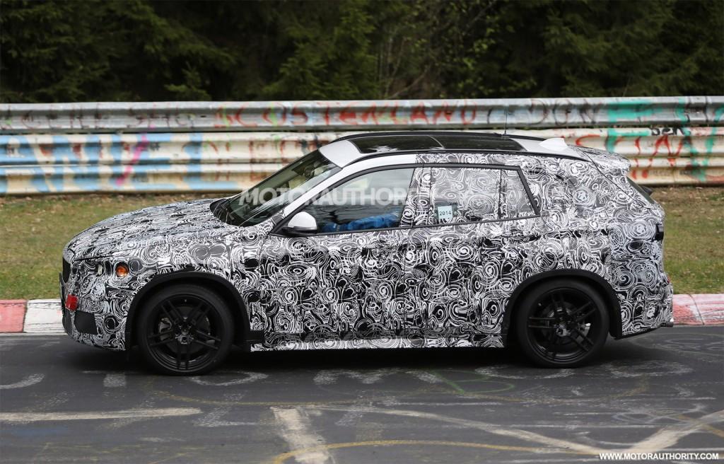 2015 - [BMW] X1 II [F48] - Page 5 2016-bmw-x1-spy-shots_100463114_l