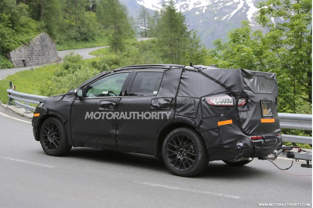 2015 - [Ford] Edge II 2015-ford-edge-spy-shots_100470224_m