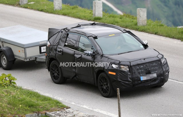 2015 - [Ford] Edge II 2015-ford-edge-spy-shots_100470227_m