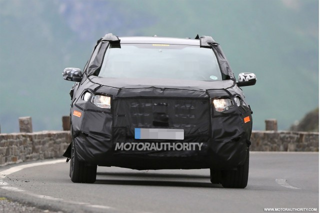 2015 - [Ford] Edge II 2015-ford-edge-spy-shots_100470232_m