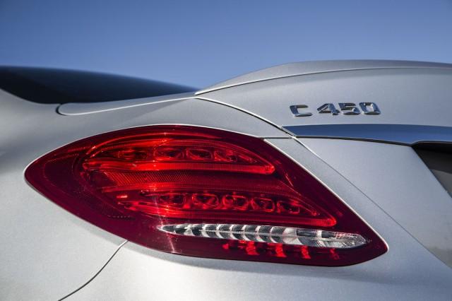 """Mercedes decide não usar mais a denominação """"AMG Sport"""" 2016-mercedes-benz-c-class-c450-amg_100530889_m"""