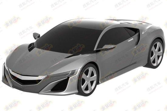 2015 - [Honda] NSX - Page 6 Leaked-2015-acura-nsx-patent-image-image-via-car-news-china_100406761_m