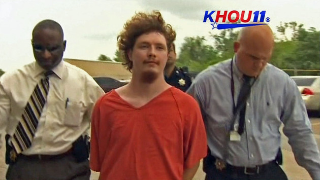 Dylan Quick Charged With Stabbing 14 People At Lone Star Community College in Texas Dylan-quick-arrested
