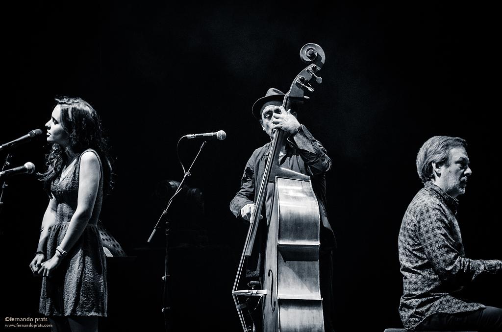 Andrea Motis & Joan Chamorro Quintet: Live at Jamboree (2013, Swit Records) 2129405