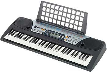 Musical Instruments 0002_yamaha_psr175