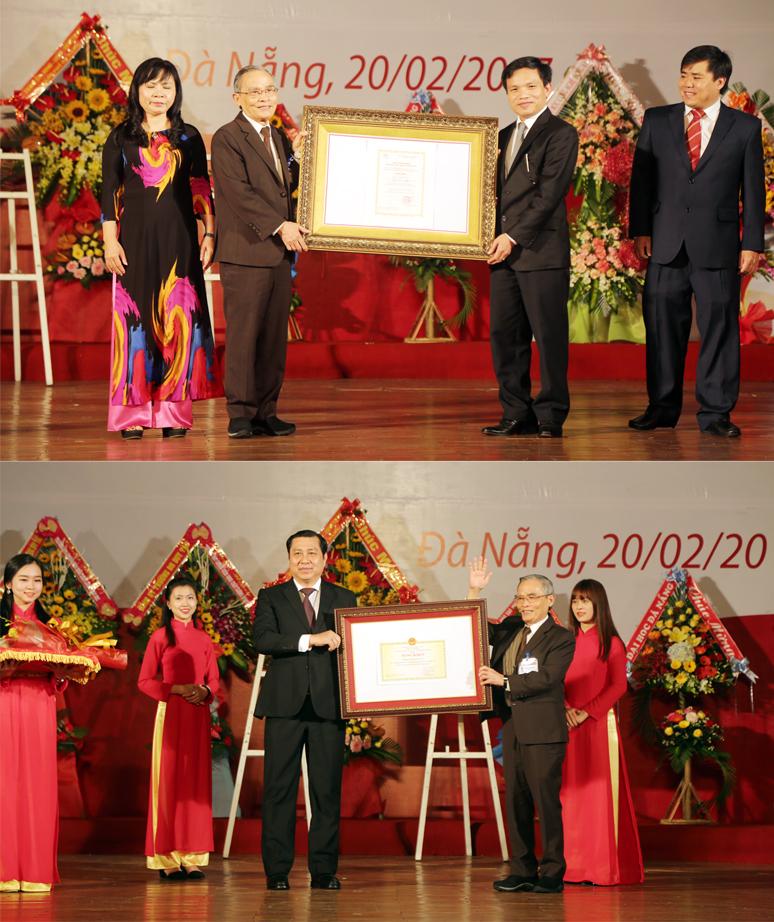 Trường đại học NCL đầu tiên đạt tiêu chuẩn chất lượng giáo dục Anh_2_qnqm