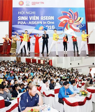 ĐH Duy Tân chủ trì Hội nghị Sinh viên ASEAN - P2A 2016 Dh2_bocz