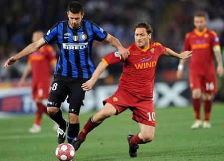 """Inter - AS Roma: """"Phát súng"""" hiệu lệnh 1303792075_inte0507102"""