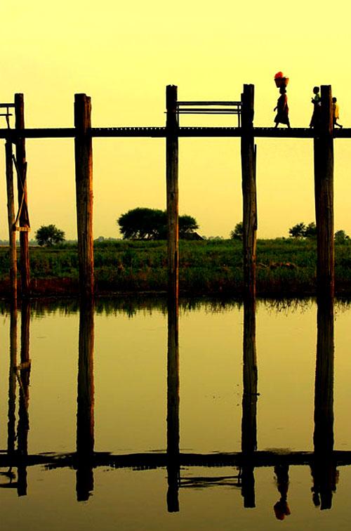 Khoảnh khắc đẹp của Đông Nam Á 1849450025_Amanapura__Burma