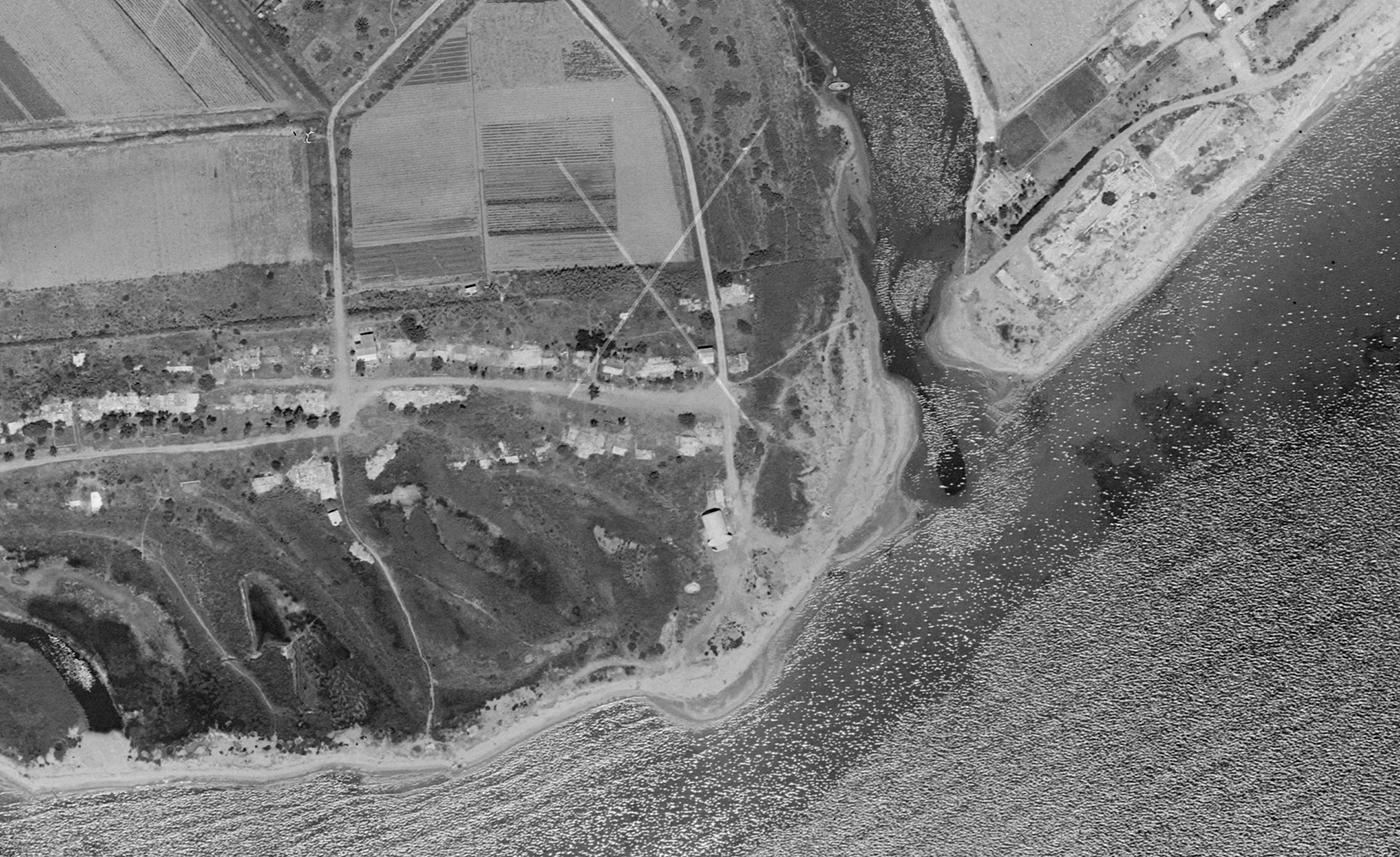 La Badine - Salins d'Hyères  - Gapeau - Hyères plage - Page 6 Blockhaus-italien-Gapeau-1947