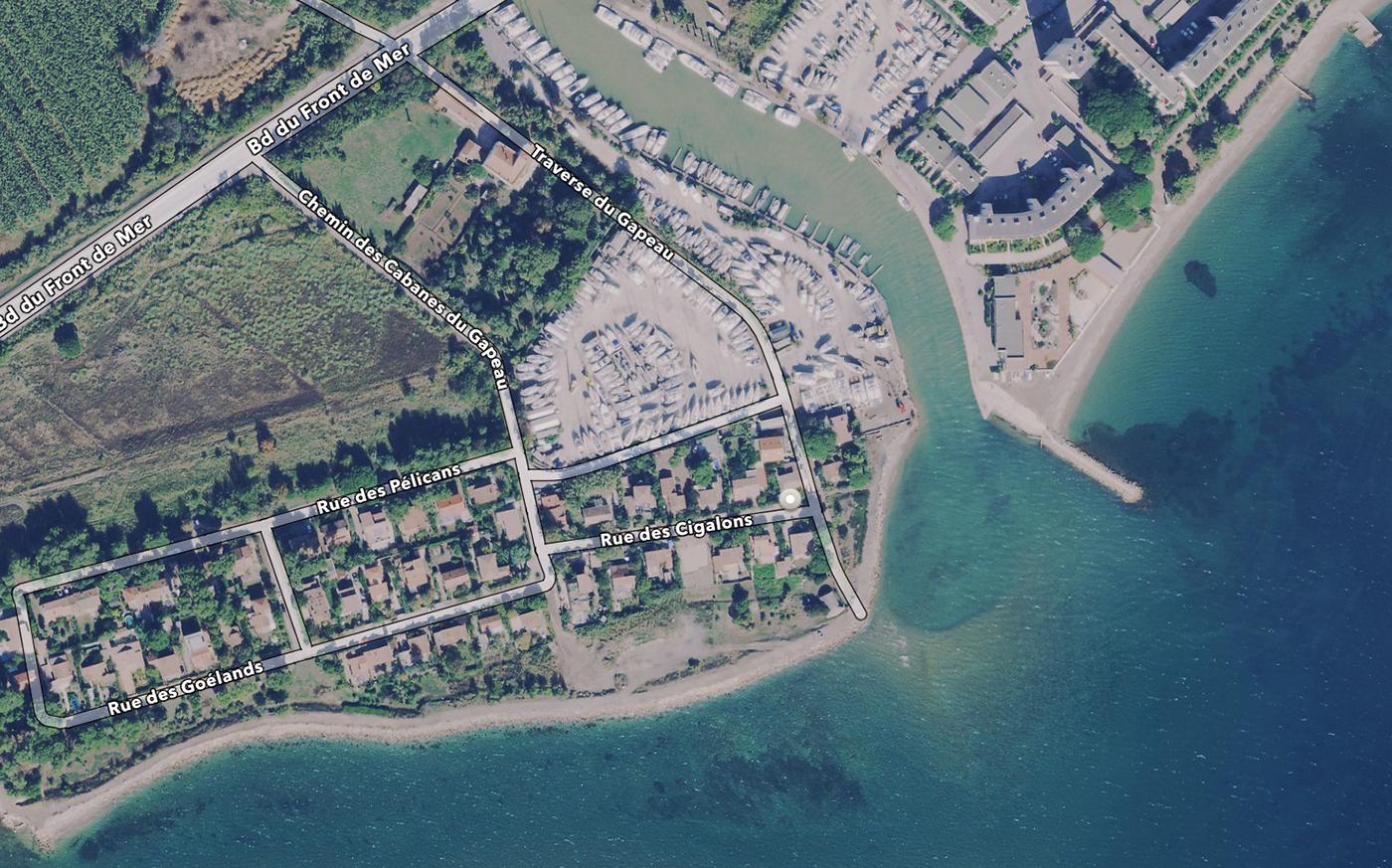 La Badine - Salins d'Hyères  - Gapeau - Hyères plage - Page 6 Blockhaus-italien-Gapeau-2017