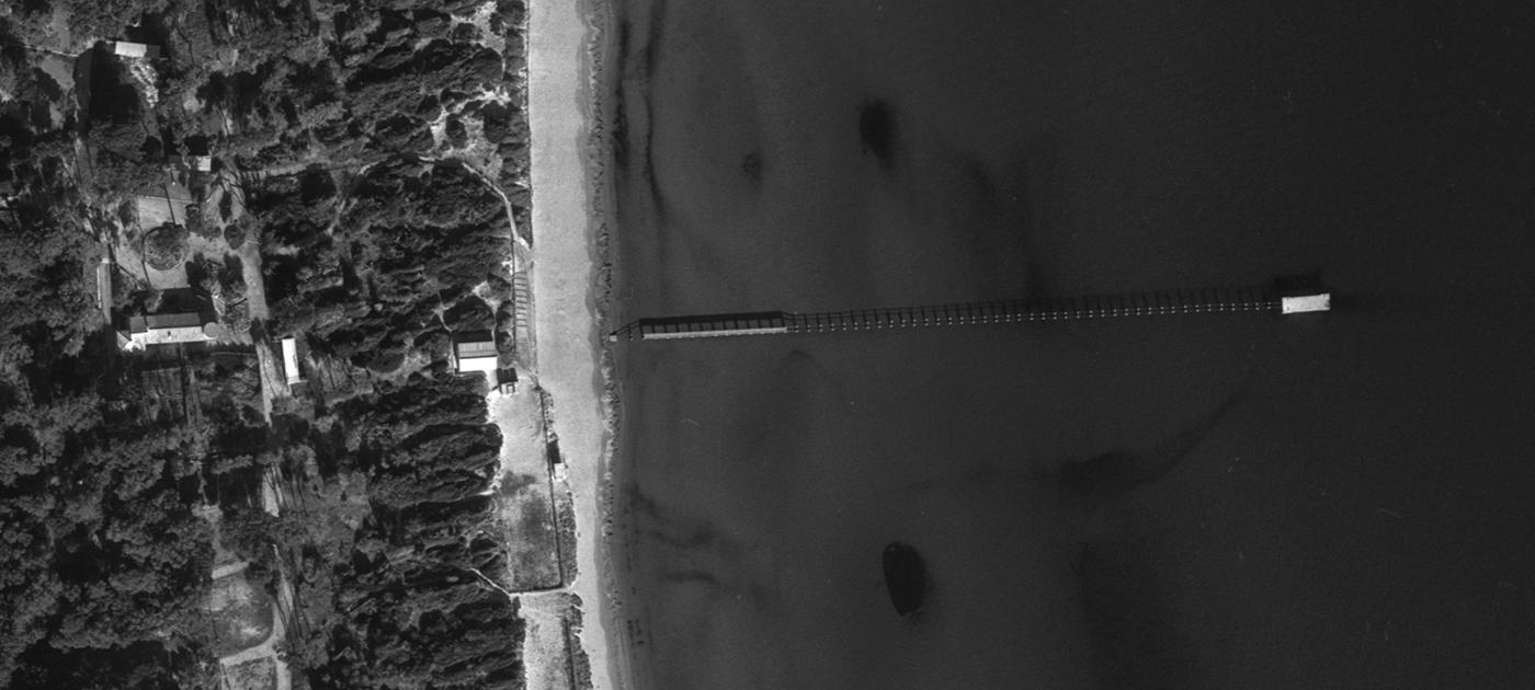 La Badine - Salins d'Hyères  - Gapeau - Hyères plage - Page 6 Ponton-Badine-1969