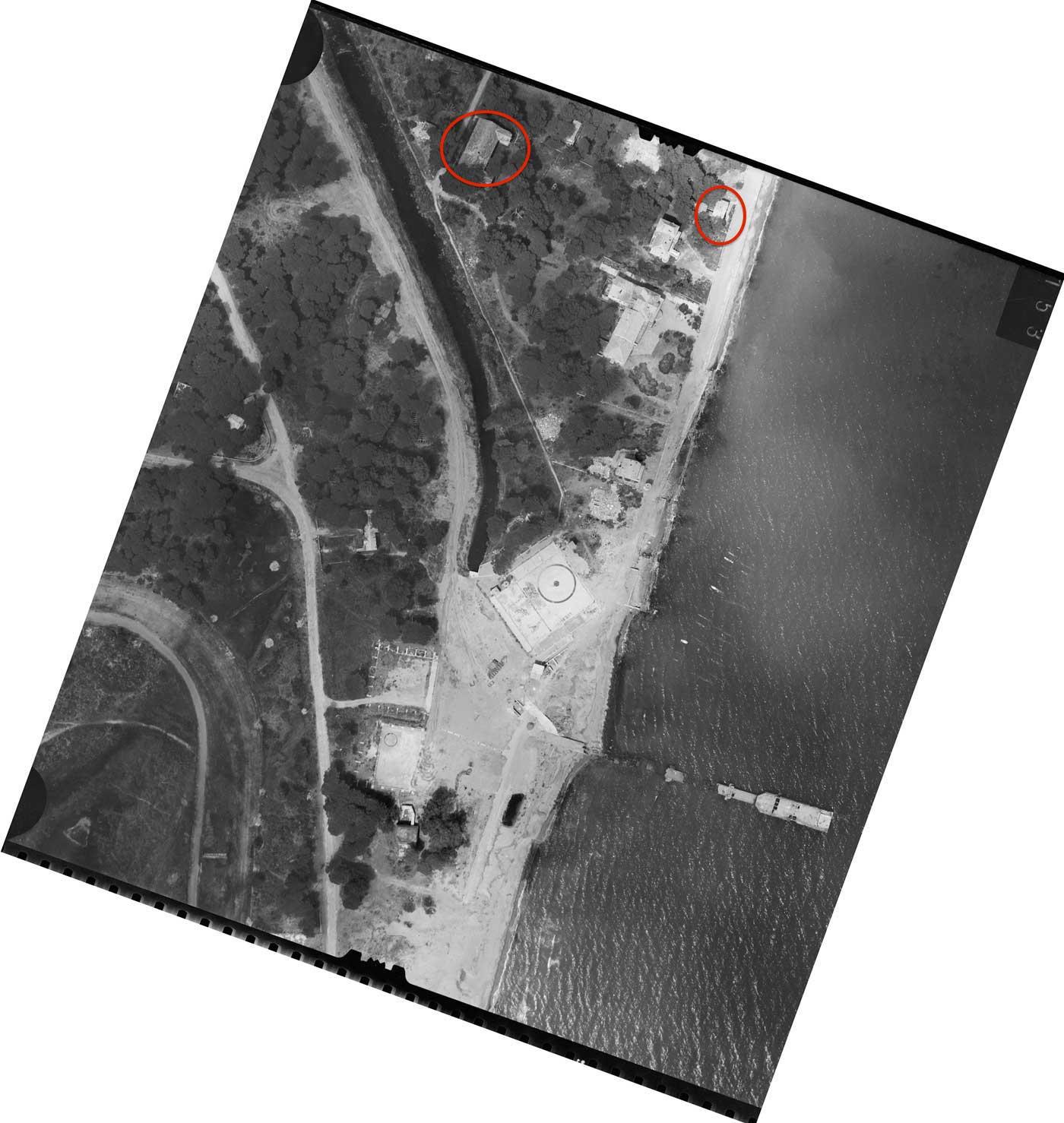La Badine - Salins d'Hyères  - Gapeau - Hyères plage - Page 6 Blockhaus-Ital-20