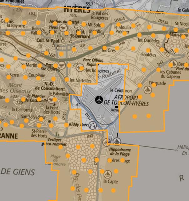 La Badine - Salins d'Hyères  - Gapeau - Hyères plage - Page 6 Blockhaus-Ital-24