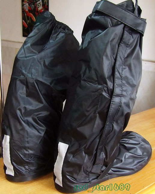 FOR SALE: AM motorcycle shoe cover 14108322358248
