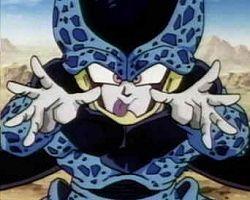 """Missão de """"super 17#"""" contra Cell Jr. Cell-jr"""