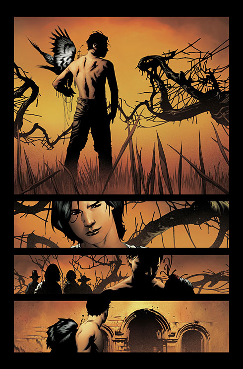 la Tour Sombre, en comic-book ? - Page 2 Darktower1-large