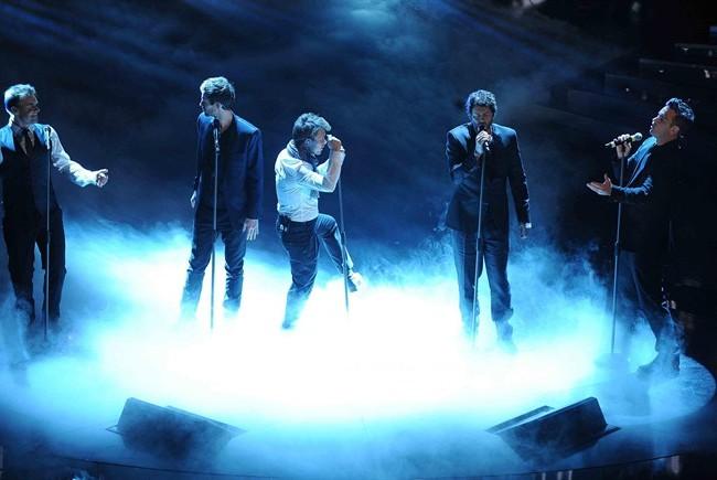 FESTIVAL DI SANREMO 2011: I CANTANTI - LE CANZONI - I TESTI Take-that_650x435