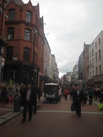 Наши в Ирландии 725173_m