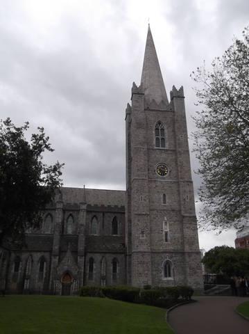 Наши в Ирландии 725256_m