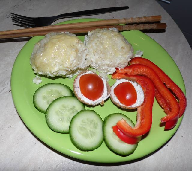 Мой здоровый ужин 1628874_m