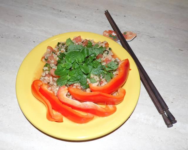 Мой здоровый ужин 1688655_m