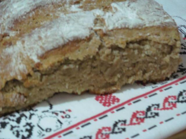Домашний хлеб с цельнозерновой мукой, кумином и картофелем 2012690_m
