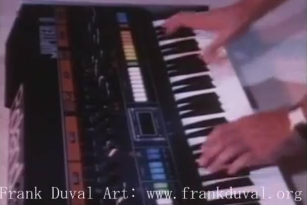 Дюваль - Музыкальные инструменты на которых играл Франк Дюваль 2800639_m