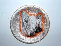Роспись на ломаной яичной скорлупе,гуашь 2847815_s