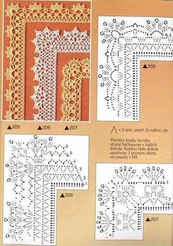 Вязание, вязанные вещи, схемы, узоры. Спицы и крючок - 2 - Страница 5 3678750_m