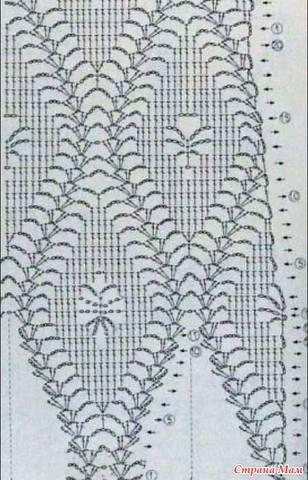 Вязание, вязанные вещи, схемы, узоры. Спицы и крючок - 2 - Страница 5 4171481_m