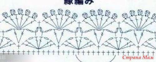 Вязание, вязанные вещи, схемы, узоры. Спицы и крючок - 2 - Страница 5 4171488_m
