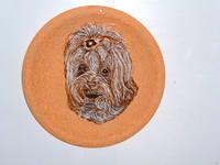 Роспись на ломаной яичной скорлупе,гуашь 4452119_s