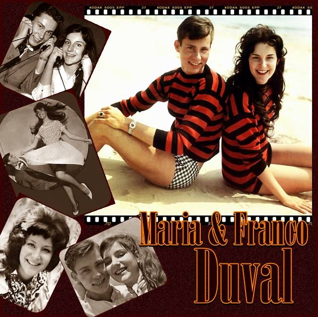 Franco Duval & Maria Duval - Дюваль в молодости 5056193_m