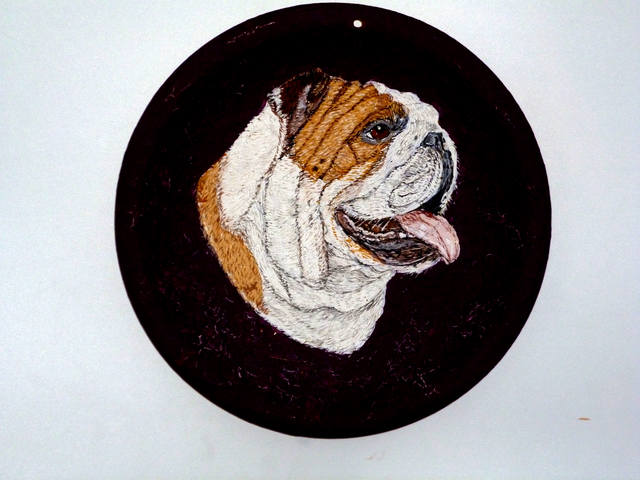 Роспись на ломаной яичной скорлупе,гуашь 8176516_m