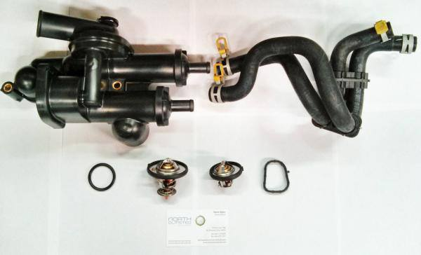 Система Охлаждения ДВС/Бензин  -  68 тык - У атмосферника выросла турбина с признаками модема. 10064939_m