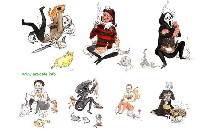 Кошки (Cats) - Page 5 12098177_m