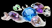 Мир камней и металлов
