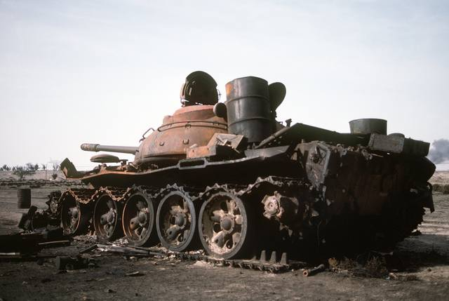 Т-55… Ближний Восток… 1/35 13717152_m